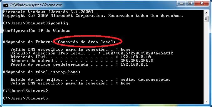 IP módem Megacable