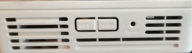 botón wps modem totalplay