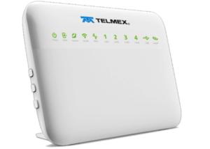 configurar modem telmex infinitum
